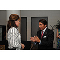 Jay Sekulow and former Alaska Governor Sarah Palin