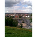 kaunas lithuania top hill view