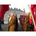 Support for the monks of burma battersea park london sept 2007