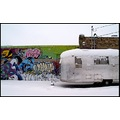 graffiti airstream