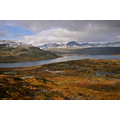 autumn mountain norway haukeli lakefriday
