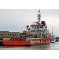 Commercial Ship South Quay Great Yarmouth