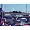 2010 Daytona 500 infield tent city orange lot