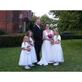 Wedding son daughterinlaw granddaughters