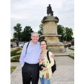 candy Elaine Chinese Friends Stratford Upon Avon July 2011 Rob Hickey