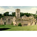 Fountians Abbey 1 * Yorkshire  UK  Cistercian Abbey Founded 1132 & Destroyed by Henry VIII dur...