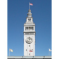 sanfrancisco bluesky sky clocktower tower sffph sfwaterfrontfph