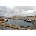 cottonera harbor malta