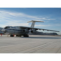 IL 74 At Thule Airbase Greenland