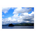 Landscape Lake District Windermere UK