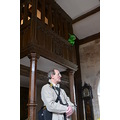 9. Berkeley Castle -  look out, Stephen - the green dragon is coming to get you!