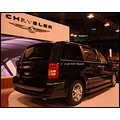 stlouis missouri us usa auto slas vroom Chrysler Town Country Vanbh 2008 show