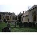 gloucestershire cotswolds stanway church architecture