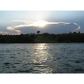 clouds rivers nile water sky landscape