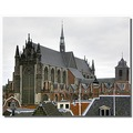 netherlands leiden architecture church view nethx leidx archn churn viewn