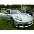 Porche Chatsworth Show Jean mac