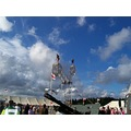 wheelofdeath sky stunt isleofwight iow clouds