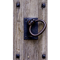 Cauis College Cambridge Travel Door Knocker
