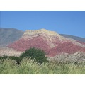 colourful mountain Jujuy