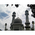Jami' Mosque in my city, Malang.