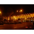 peru arequipa night lights