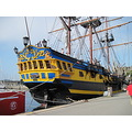 France Bretagne Brittany Saint Malo Boat Pirate Sailer