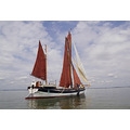 Cambria sailing barge