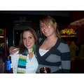 Me and Holly at the bar she used to work at. Yes, she looks drunk but I swear she's not! lol