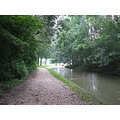 Hoorn Netherlands dwaalpark trees canal water path trail wanderpark