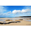 beach coast sand sea holiday landscape seascape seaside