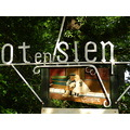 sign camping roden drenthe holland