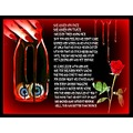 poem romance love axe murder