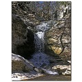 newyearsday hike waterfall broadwaterhollow arkansas
