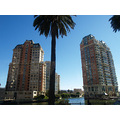 CHILE  ----   VILLA DEL MAR V ----  BEAUTIFUL HI-RISE BUILDINGS ALL OVER