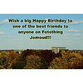 Happy Birthday Jomoud 2012 Feb10