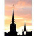 Spires over London
