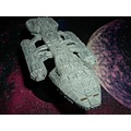 TV SF science fiction BSG Battlestar Galactica scale model