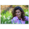 girl woman wife model portrait nature flowers smile nikon sigma Bulgaria Pleven