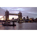 tower bridge london twighlight