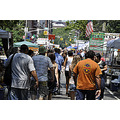 bleeker street fair newyork nyc people