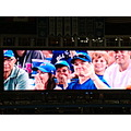 At 9:28pm.At Rogers Centre-BIG Screen-Toronto,Ont.,On Friday,July 26,2013