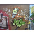 freestyle graffiti brodel MES character