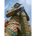 bangkok thailand architecture culture poulets colorfriday statue