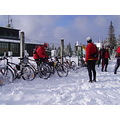 mountais cycling czech bohemia mtb winter