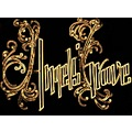Angels Grave new logo gold edited myspace My Space