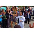 olympic flame bideford london2012