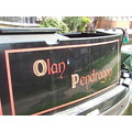 narrowboat name