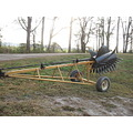 aerator equipment for use in the catfish ponds