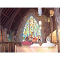Calloway Gardens Chapel Stained Glass Windows