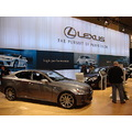 Toronto Autoshow 2012-LEXUS-On Feb.24,2012